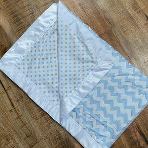 Flannel handmade baby/lap blanket